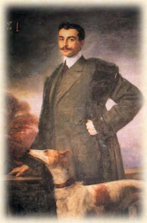 Autoritratto del Duca Giuseppe