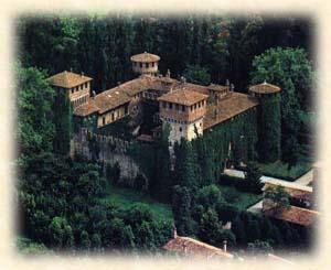 Il Castello, fronte Nord