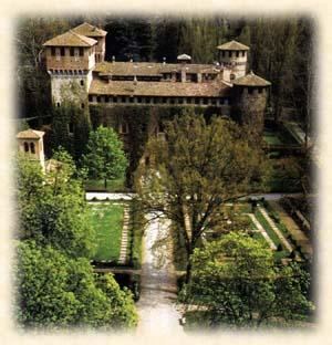 Il Castello, fronte Ovest