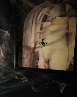 Halloween al Museo delle torture
