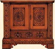 Mobile realizzato dall'artigianato grazzanese