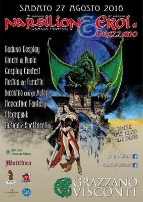 Narsilion Fantasy Festival 2016