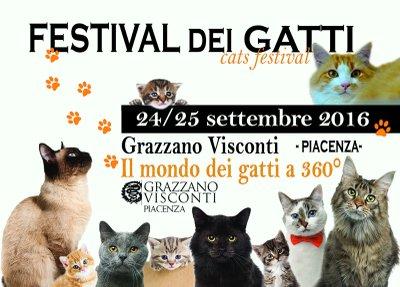 Festival dei Gatti 2016