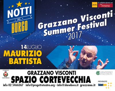 Notti al Borgo 2017 Battista