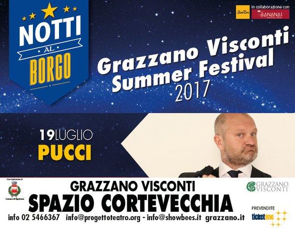 Notti al Borgo Pucci 19 Luglio 2017