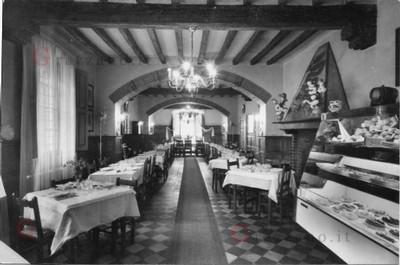 Albergo del Biscione sala