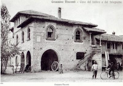 La casa del Fabbro e del Falegname