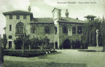Piazza Guido Visconti