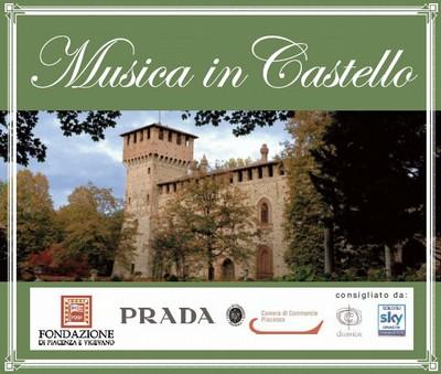 Locandina Serate Musicali al Castello