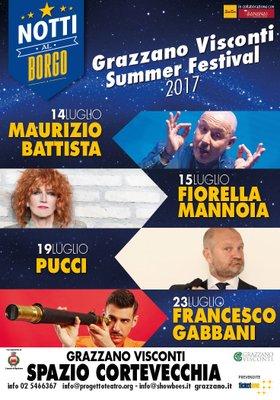 Notti al Borgo 2017