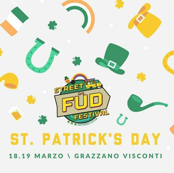 St. Patrick Street Fud Festival Grazzano Visconti