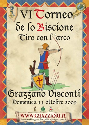 Manifesto Torneo Biscione 09