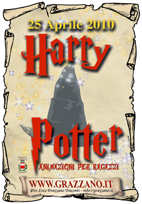 Manifesto Harry Potter 10