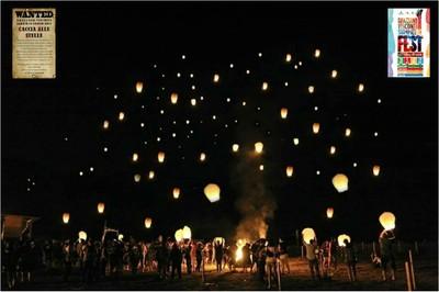 Summer Fest lanterne